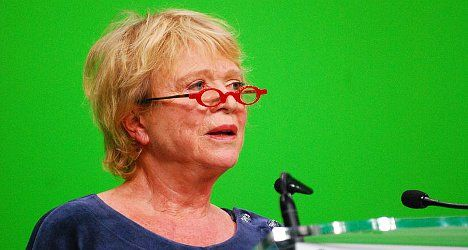 Eva Joly is French green candidate for presidency