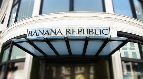 Banana Republic to open first shop in France