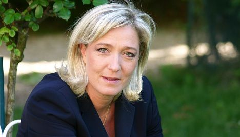 Marine Le Pen: 'Obama is more right-wing than me'