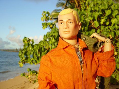 GI Joe and tea sets: toy stories on show in Paris