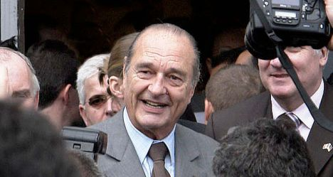 Lawyer claims Chirac took 'briefcases of cash'