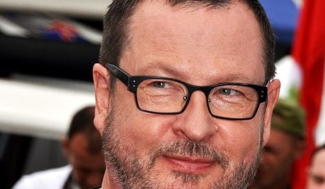 Lars von Trier quizzed by police for Hitler remarks