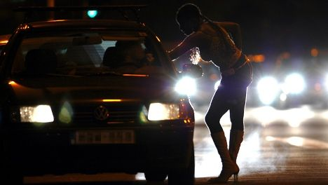 Hard up students turning to prostitution