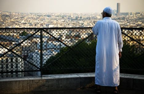 French suburbs turn away from state and towards Islam
