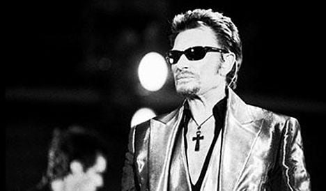 Johnny Hallyday to give first UK concert