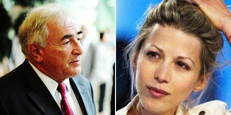 Banon 'pushed back' so 'I released my grip': DSK