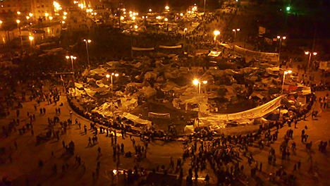 Journalists sexually assaulted covering Egypt unrest