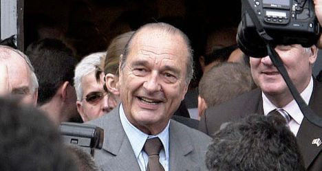 French court to rule in Chirac corruption trial