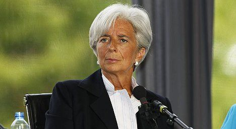 IMF chief cautious on French-German debt pact