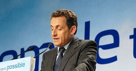 Sarkozy 'knew about' arms commissions shell company: report