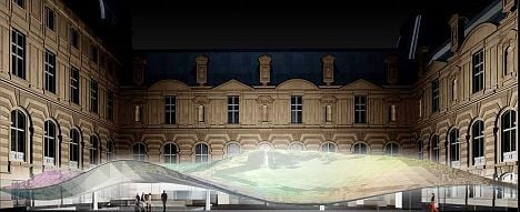 Louvre readies to open new Islamic wing