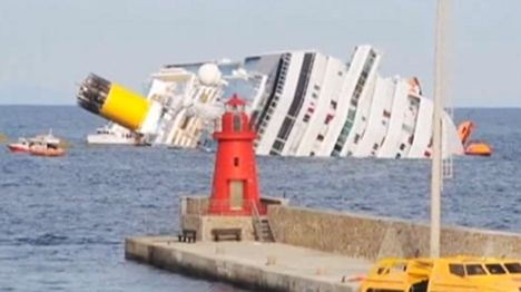 Two French people die in cruise ship disaster
