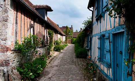 Finding a home in France