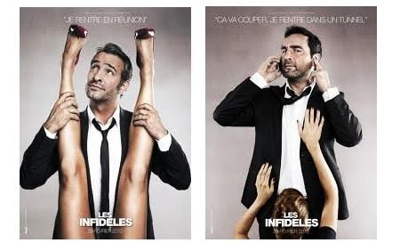 'Bad taste' film posters to be replaced