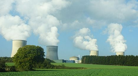 Reactor down as cold snap drives power demand