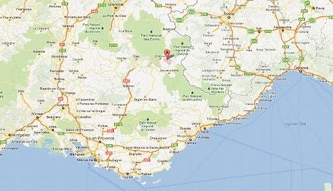 South of France shaken by earthquake