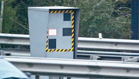 Angry resident offers to buy speed camera