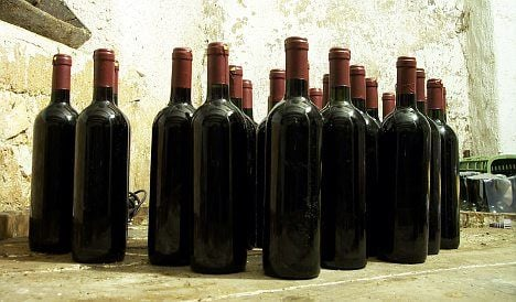 Wealth managers toast wine funds