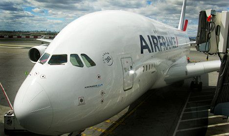 Air France to shed over 5,000 jobs by 2014