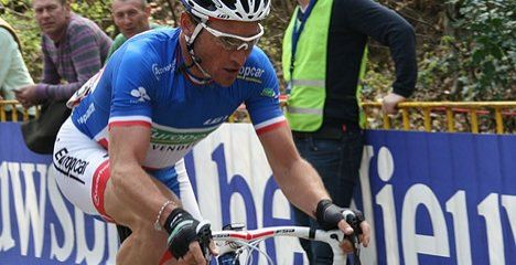 Voeckler injury sees French Tour hopes fade