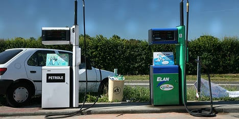 Ayrault: French fuel tax to be cut 'temporarily'
