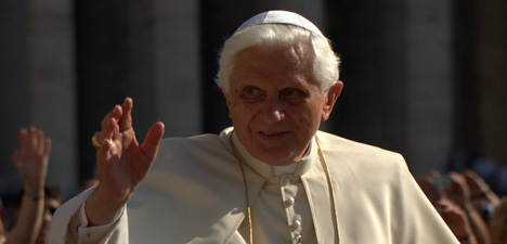 Pope to French bishops: fight gay marriage
