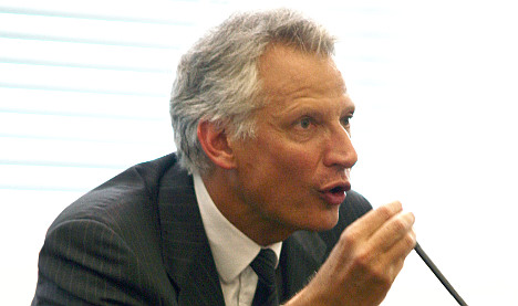 Villepin questioned in hotel fraud probe
