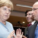 Hollande and Merkel set for clash over bank union