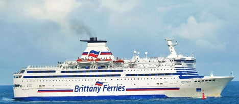 Brittany Ferries set sail again after union deal