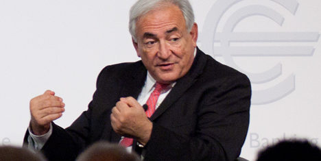 DSK goes to court over snatched shots