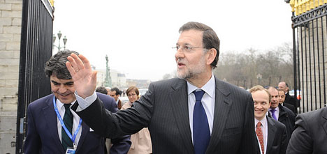 Spain and France vow action on euro crisis