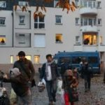 France's biggest group of squatters ejected