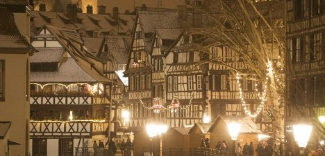 Christmas tradition sparkles in Strasbourg