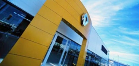 Renault seeks support for Chinese car plant