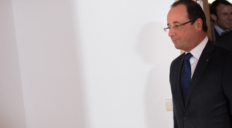 Europe's time of crisis over – Hollande