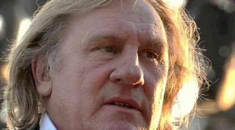 Depardieu moves to Belgium over tax hikes