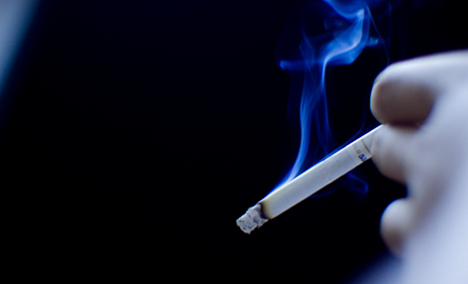 French anti-smoking drive a total flop - report