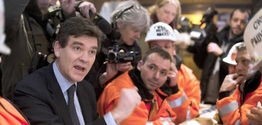 Unions scream betrayal over ArcelorMittal deal