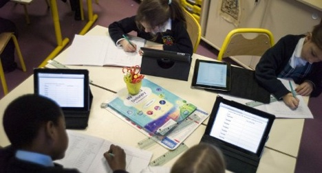 British School of Paris bets on tablet technology