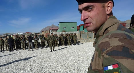 France to take in army's Afghan helpers