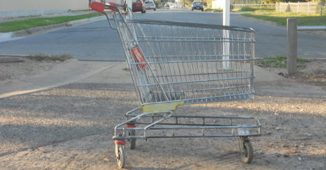 Brittany man tortured and dumped in shopping cart