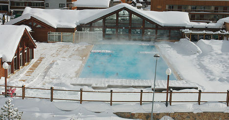 British woman found dead in Alps pool named