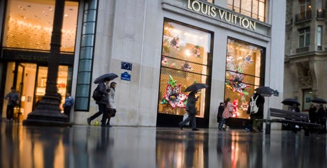 Champs Elysées transformed as rents push out old-timers