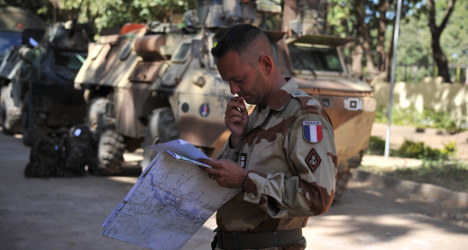 French and Malian forces capture key towns
