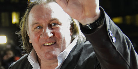 Depardieu a no-show for drink-drive court date