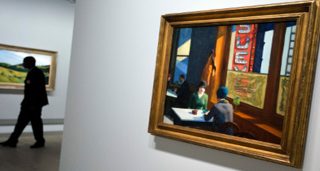 Paris art gallery to open all night for Hopper