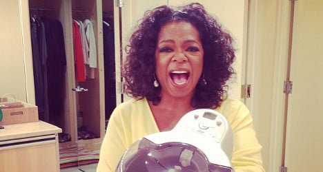 Shares in French firm soar thanks to Oprah