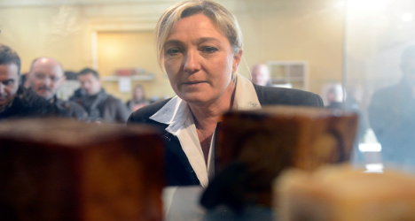 France's National Front opens candidate college