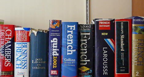 Language barrier: French resistance to Franglais