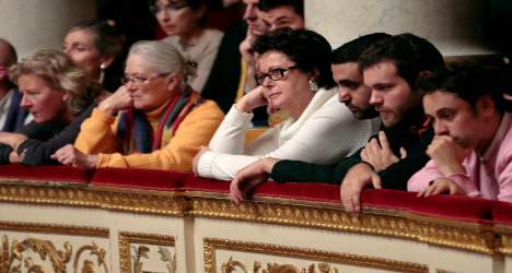 Gay marriage keeps French MPs up all night